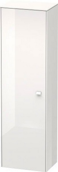 DURAVIT BR1331 BRIOSO 20 1/2 W X 69 5/8 H INCH TALL-CABINET WITH CHROME HANDLE