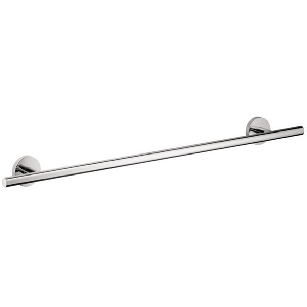 HANSGROHE 40516 E AND S ACCESSORIES 30 INCH TOWEL BAR