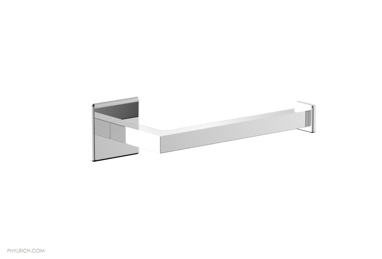 PHYLRICH 290-75 MIX 8 1/8 INCH WALL MOUNT HAND TOWEL BAR
