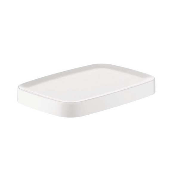 HANSGROHE 42673000 AXOR BOUROULLEC 9 7/8 INCH SMALL TABLETOP SHELF
