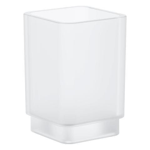 GROHE 40783000 SELECTION CUBE GLASS
