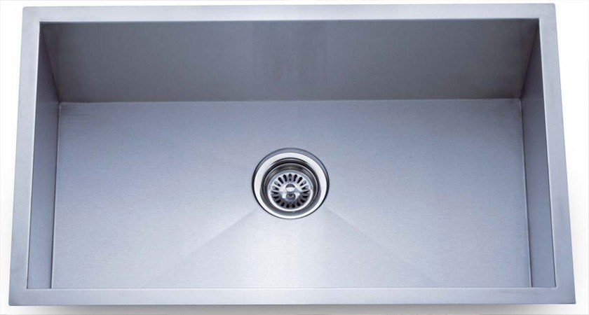 Dowell USA 6002 2015 Handcrafted 20 Inch Undermount Kitchen Sink