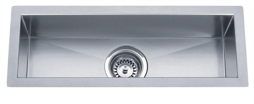 Dowell USA 6002 2308 Handcrafted 23 Inch Undermount Kitchen Sink