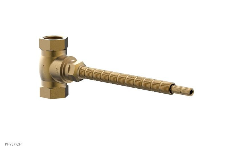 PHYLRICH 80002125 3/4 INCH IN-LINE STOP AND VOLUME CONTROL VALVE