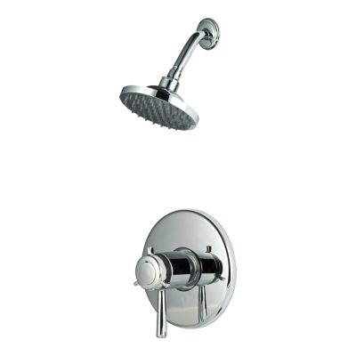 PFISTER LG89-7TU THERMOSTATIC SHOWER SYSTEMS SINGLE LEVER HANDLE WALL MOUNT SHOWER ONLY TRIM
