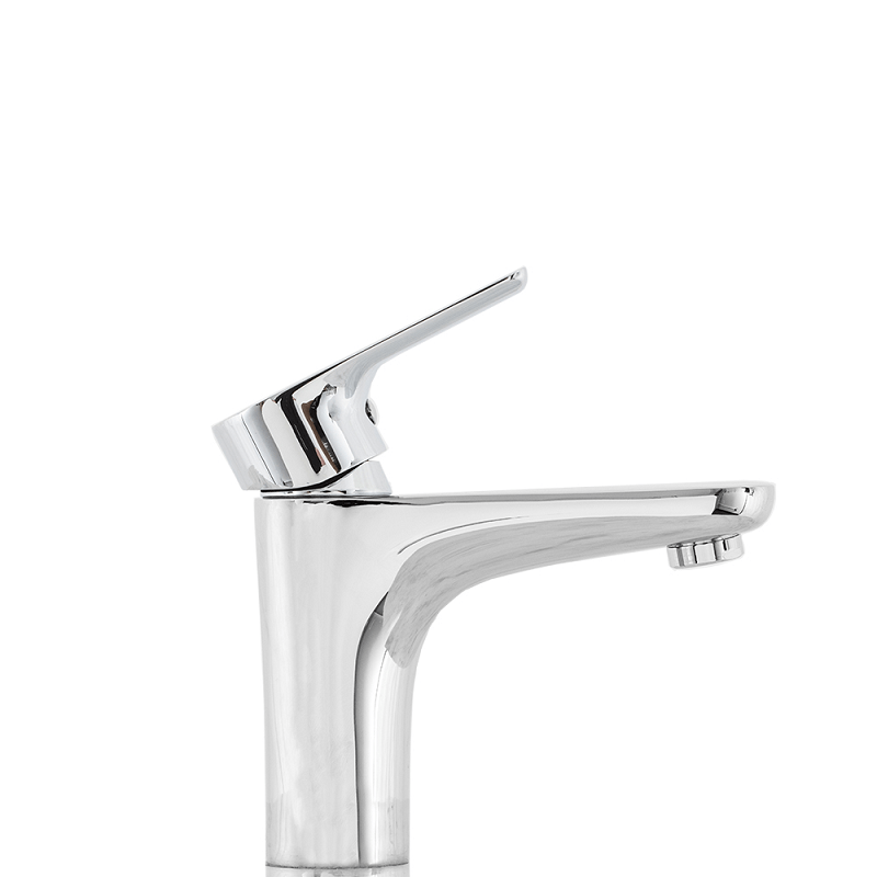 STRICTLY BF700CH SINGLE HANDLE BATHROOM FAUCET IN CHROME