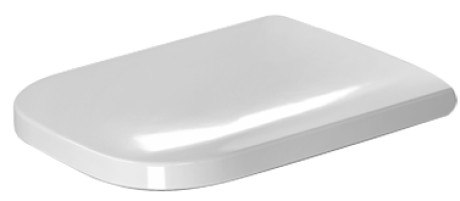 Duravit 0064590000 Happy D.2 Toilet Seat and Cover with Slow Closure