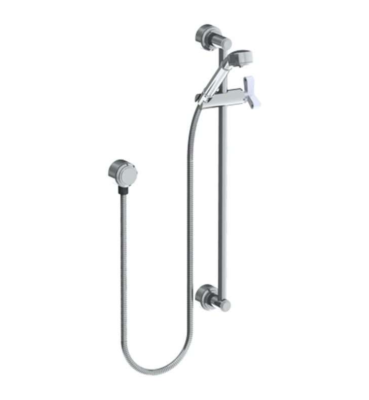WATERMARK 29-HSPB1 TRANSITIONAL 21 1/8 INCH WALL MOUNT POSITIONING SLIDE BAR KIT WITH HANDSHOWER