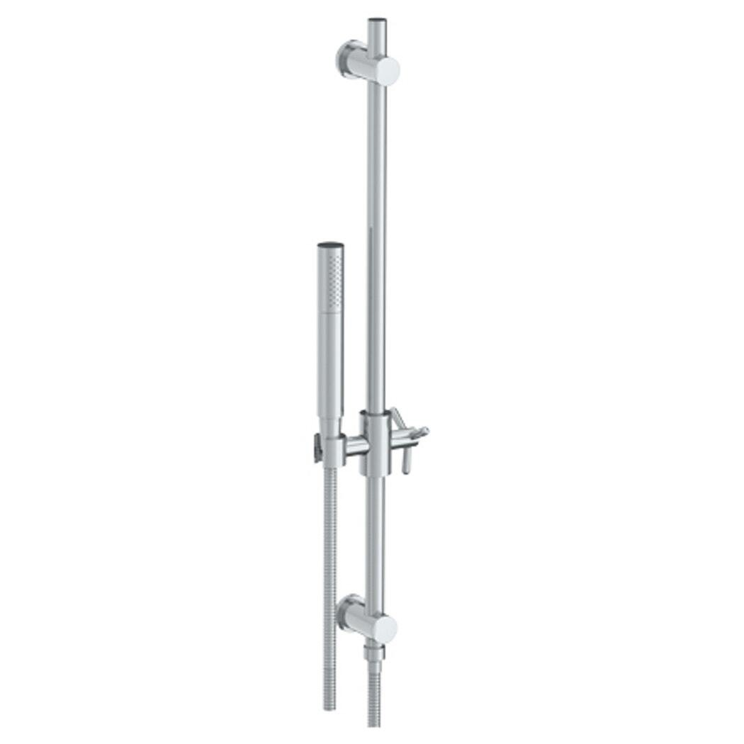 WATERMARK 21-HSPB1 ELEMENTS 25 3/4 INCH WALL MOUNT POSITIONING BAR SHOWER KIT WITH SLIM HAND SHOWER