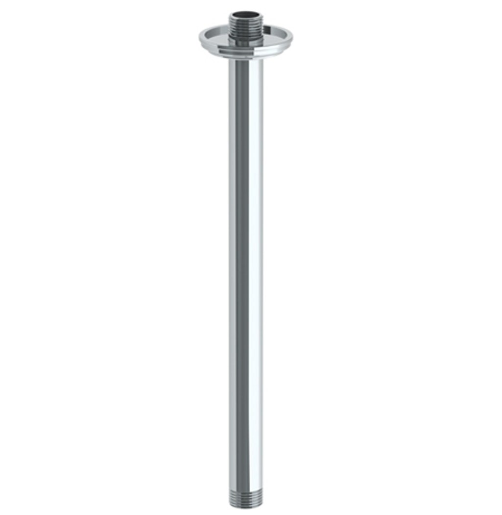 WATERMARK SS-604AFTR 12 INCH CEILING MOUNT SHOWER ARM WITH FLANGE