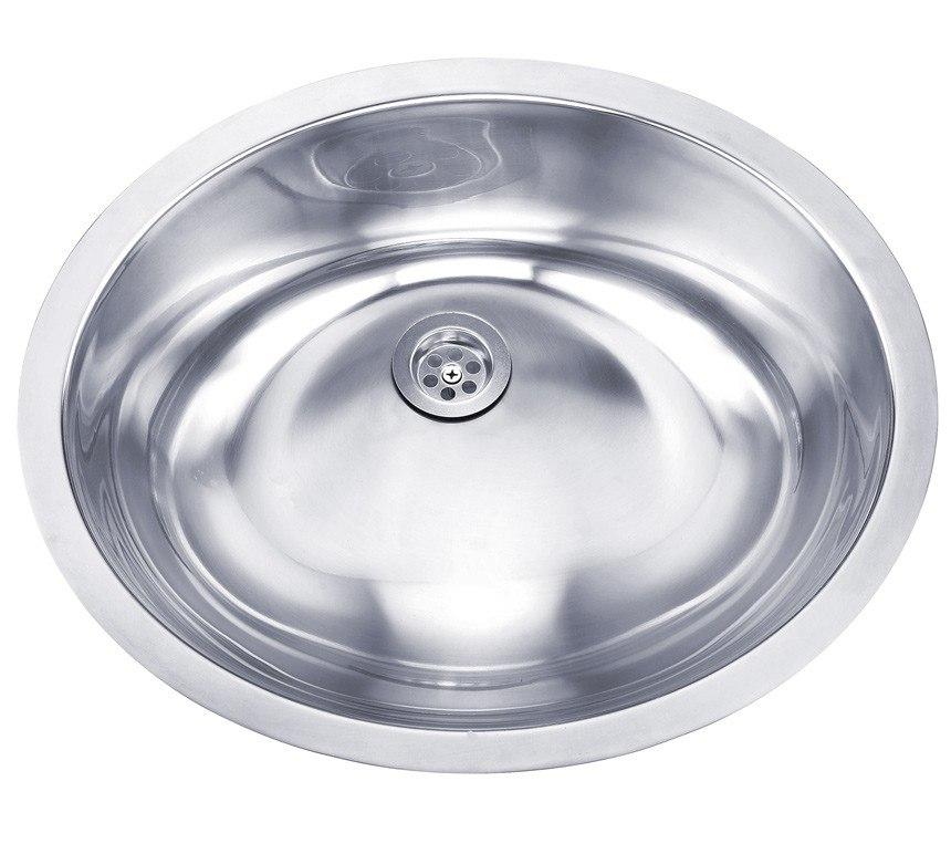 Dowell USA 6001 1916  Undermount Series 18 Inch Undermount Kitchen Sink