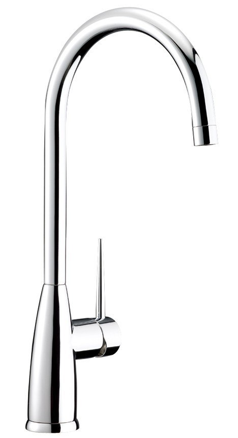 DOWELL USA 8002 007 SINGLE HANDLE KITCHEN FAUCET