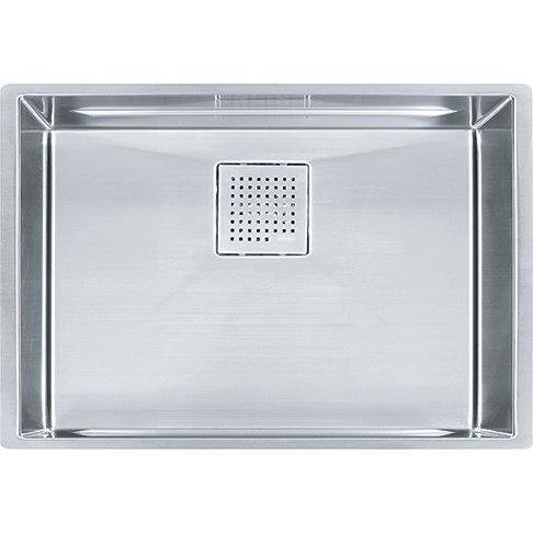Franke PKX11025 Peak Series 27 Inch Undermount Single Bowl Sink