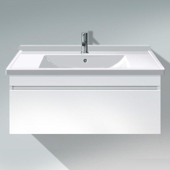 Duravit 030410 Starck 3 41-3/8 x 19-1/8 Inch Wash Basin with ...