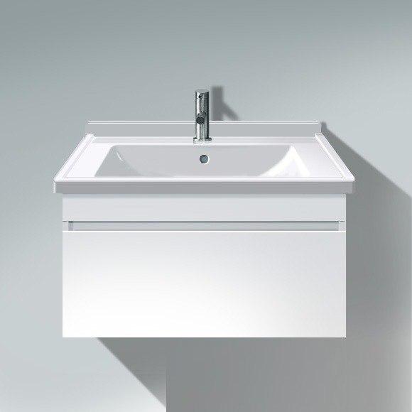 Duravit 030480 Starck 3 33-1/2 x 19-1/8 Inch Wash Basin with ...