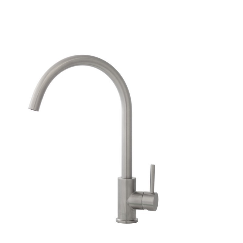 STYLISH K-144S SINGLE HANDLE STAINLESS STEEL KITCHEN FAUCET