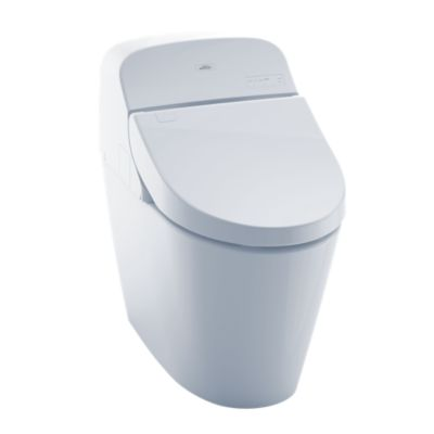 TOTO MS920CEMFG WASHLET WITH INTEGRATED TOILET G400 - 1.28 GPF AND 0.9 GPF