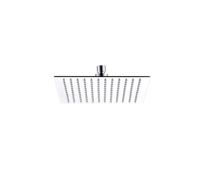 MOUNTAIN PLUMBING MT11-10 MOUNTAIN REVIVE 10 INCH CEILING MOUNT SINGLE-FUNCTION SQUARE RAIN SHOWER HEAD