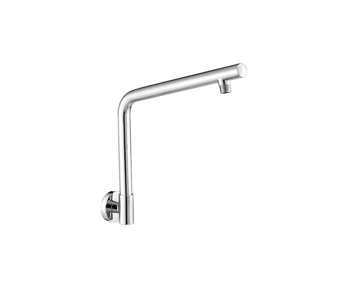 MOUNTAIN PLUMBING MT28-16 MOUNTAIN REVIVE 16 1/2 INCH WALL MOUNT SHOWER RISER WITH ROUND FLANGE