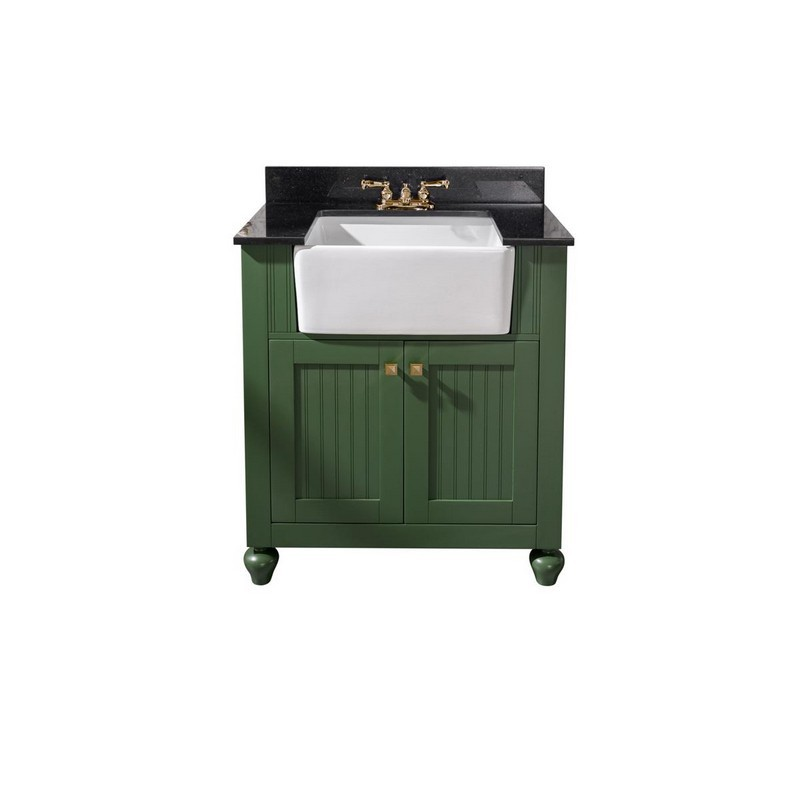 LEGION FURNITURE WLF6022-VG 30 INCH SINK VANITY WITHOUT FAUCET