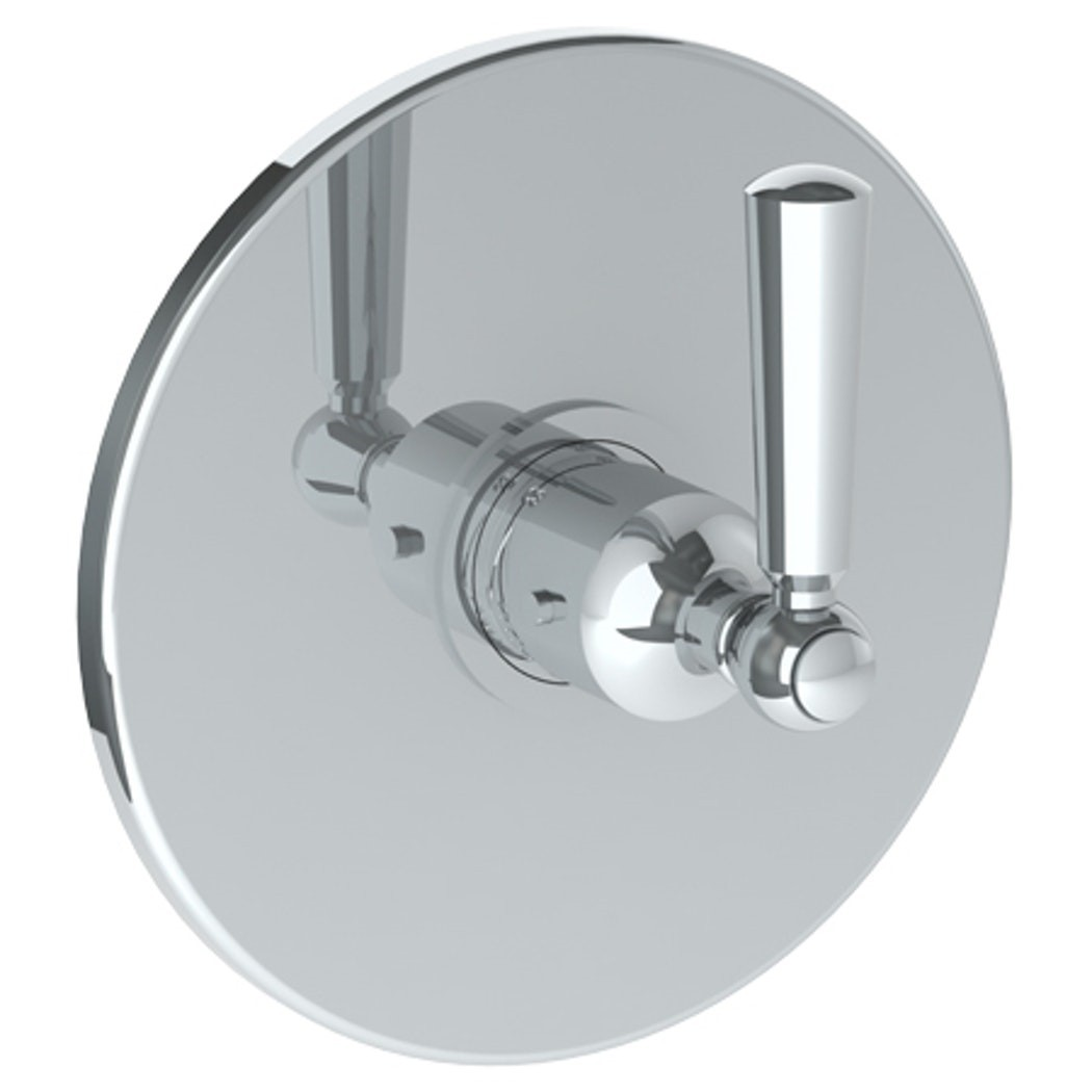 WATERMARK 34-T10 HALEY 7 1/2 INCH WALL MOUNT THERMOSTATIC SHOWER TRIM
