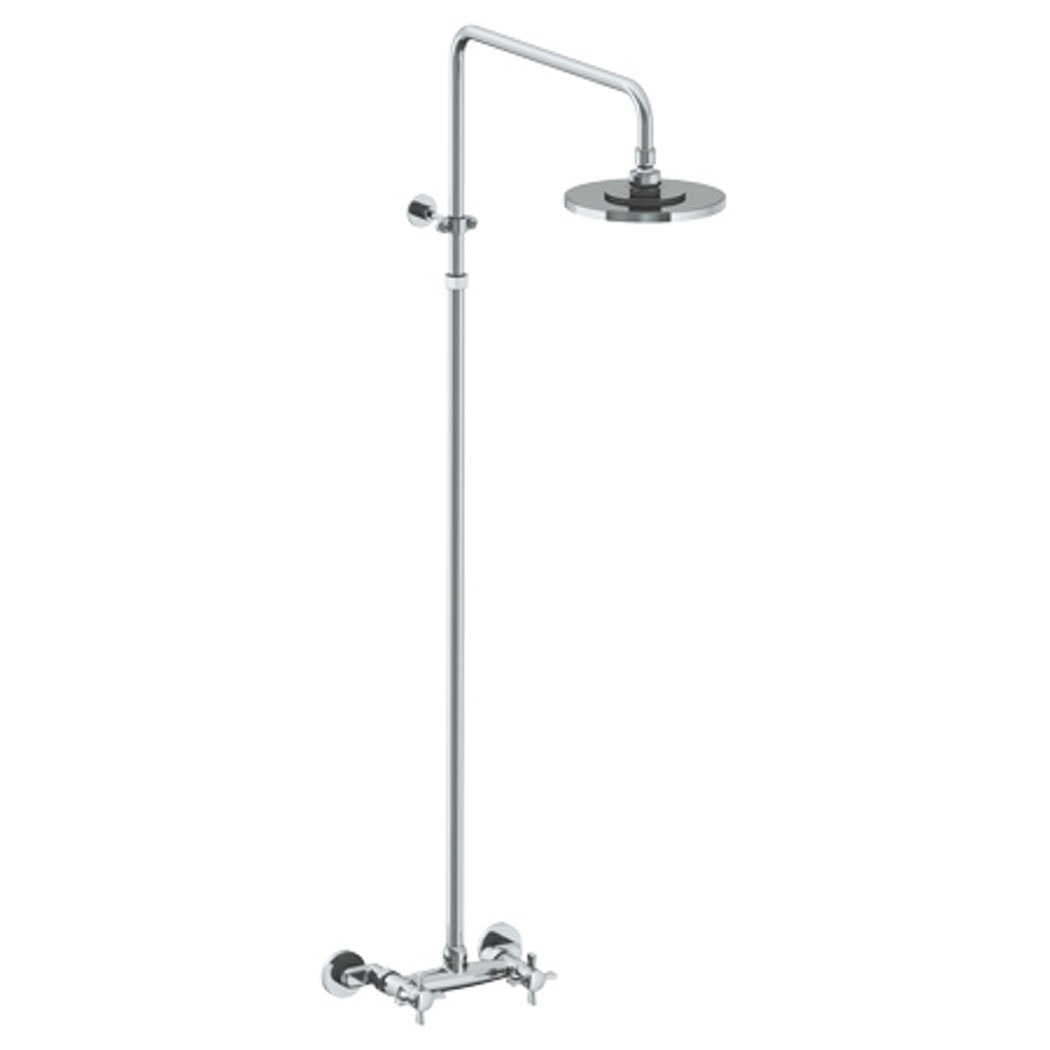 WATERMARK 34-6.1 HALEY 60 1/8 INCH WALL MOUNT EXPOSED SHOWER SET
