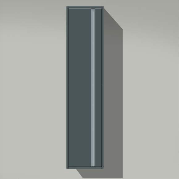 DURAVIT KT1255 KETHO 70-4/8 X 14-1/8 INCH TALL CABINET