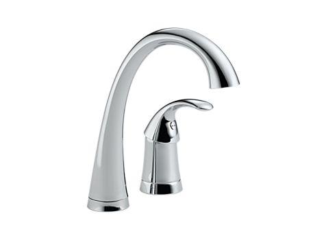 Delta 1980-DST Pilar Single Handle Bar/Prep Faucet