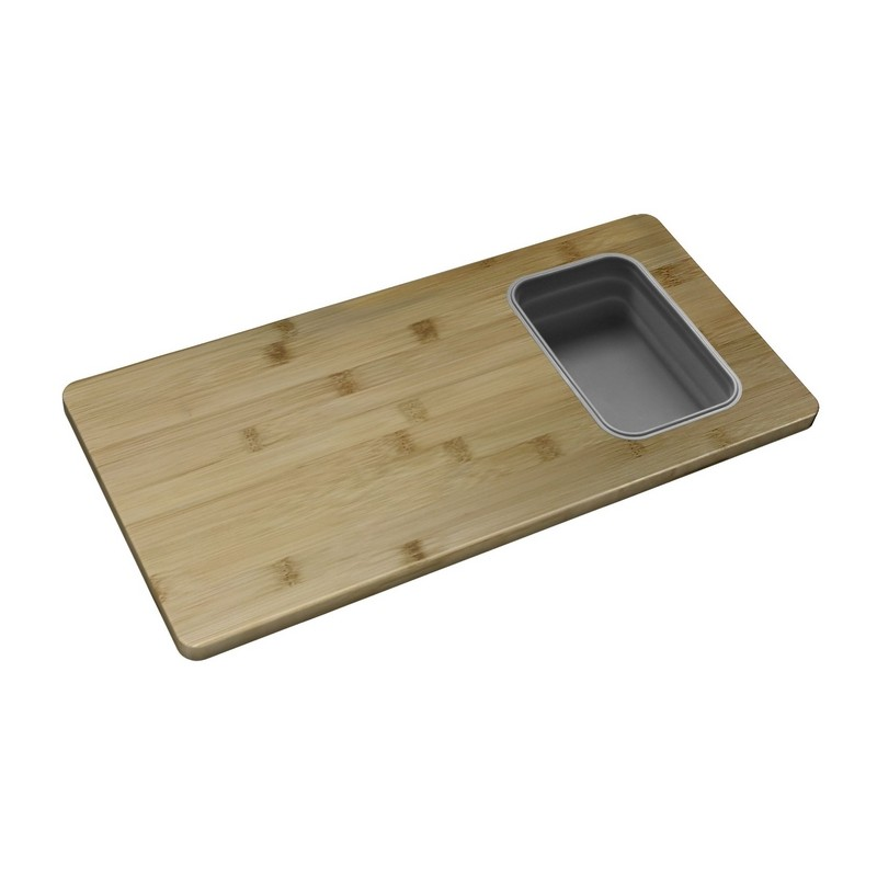 STYLISH A-912 WORKSTATION CUTTING BOARD WITH 1 CONTAINER