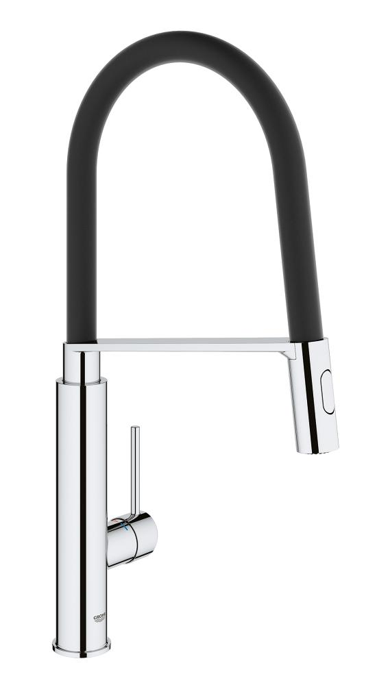 GROHE 31492 CONCETTO PROFESSIONAL SINGLE-HANDLE KITCHEN FAUCET