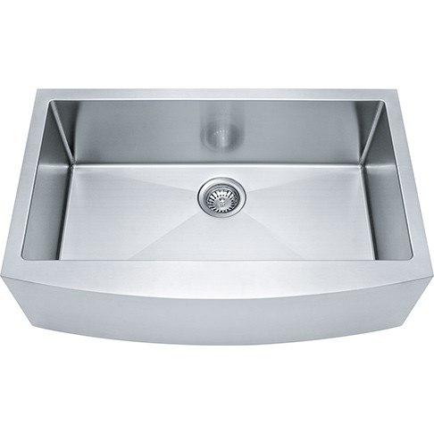 Franke FFS33B-10-18 Kinetic 33 Inch Farmhouse Kitchen Sink
