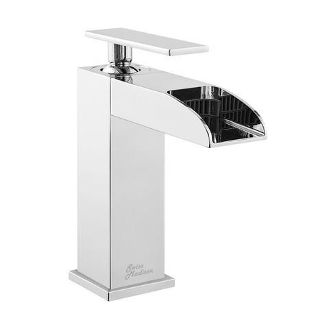 SWISS MADISON SM-BF50 CONCORDE SINGLE HANDLE WATERFALL BATHROOM FAUCET