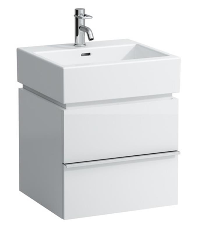 Laufen H4011320751 Case 19 3 8 Inch Wall Mount Single Sink Bathroom Vanity Base