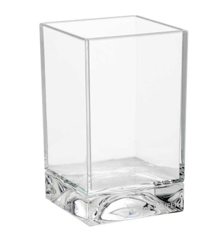 LAUFEN H3823300001 KARTELL 2 3/4 INCH FREE STANDING BOXY TUMBLER