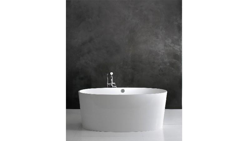 VICTORIA & ALBERT IOS-N IOS 59 1/2 INCH FREESTANDING SOAKER BATHTUB