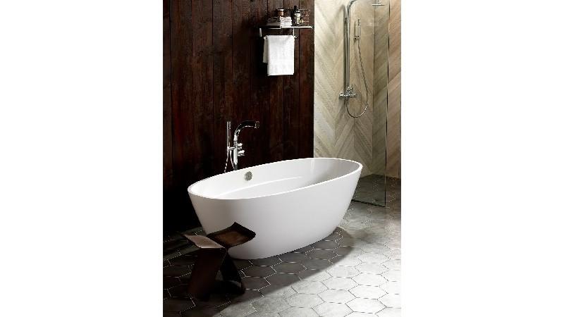 VICTORIA & ALBERT TER-N TERRASSA 67 INCH FREESTANDING SOAKER BATHTUB