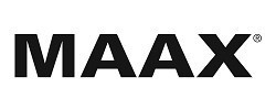MAAX 10028917 RECTANGULAR FOLD-DOWN WHITE POLYURETHANE SEAT