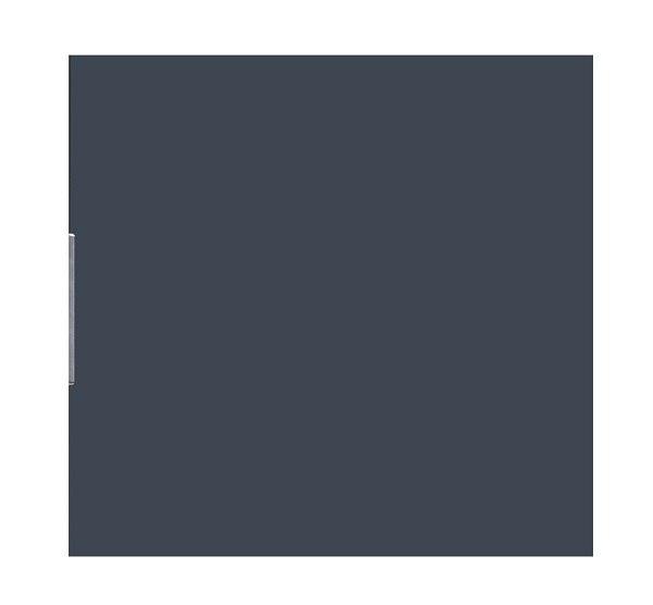 EVIVA EVCB522-14 LIBRA 14 INCH MODERN WALL MOUNT SIDE CABINET STORAGE