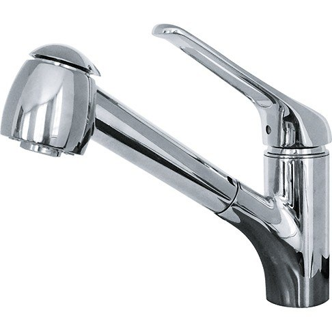 Franke FFPS20100 Valais Kitchen Faucet with Pull Out Spray