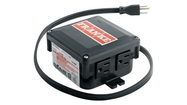 FRANKE WD9088 CONTROL BOX TO BE USED WITH FRANKE AIRSWITCH