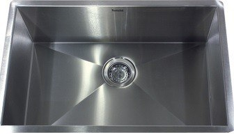 Medium image of nantucket sinks zr2818 8 16 pro series 28 inch large rectangle single bowl undermount