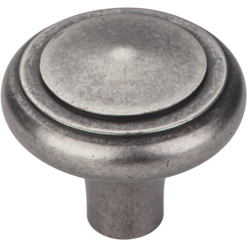 Top Knobs M1490 SBL Aspen Aspen Peak Knob 1-5/8 Inch Silicon Bronze Light