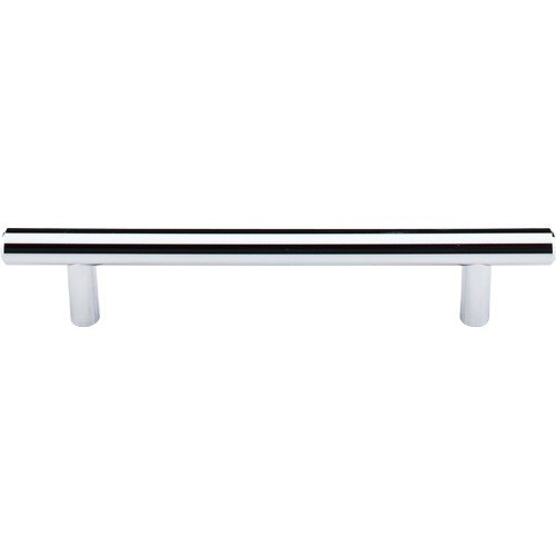 Top Knobs M1848 PC Bar Pulls Hopewell Bar Pull 5-1/16 Inch Center to Center Polished Chrome