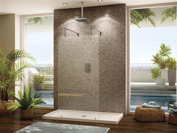 Fresca FVN8024TK Livello 23.38 Inch Teak Modern Bathroom