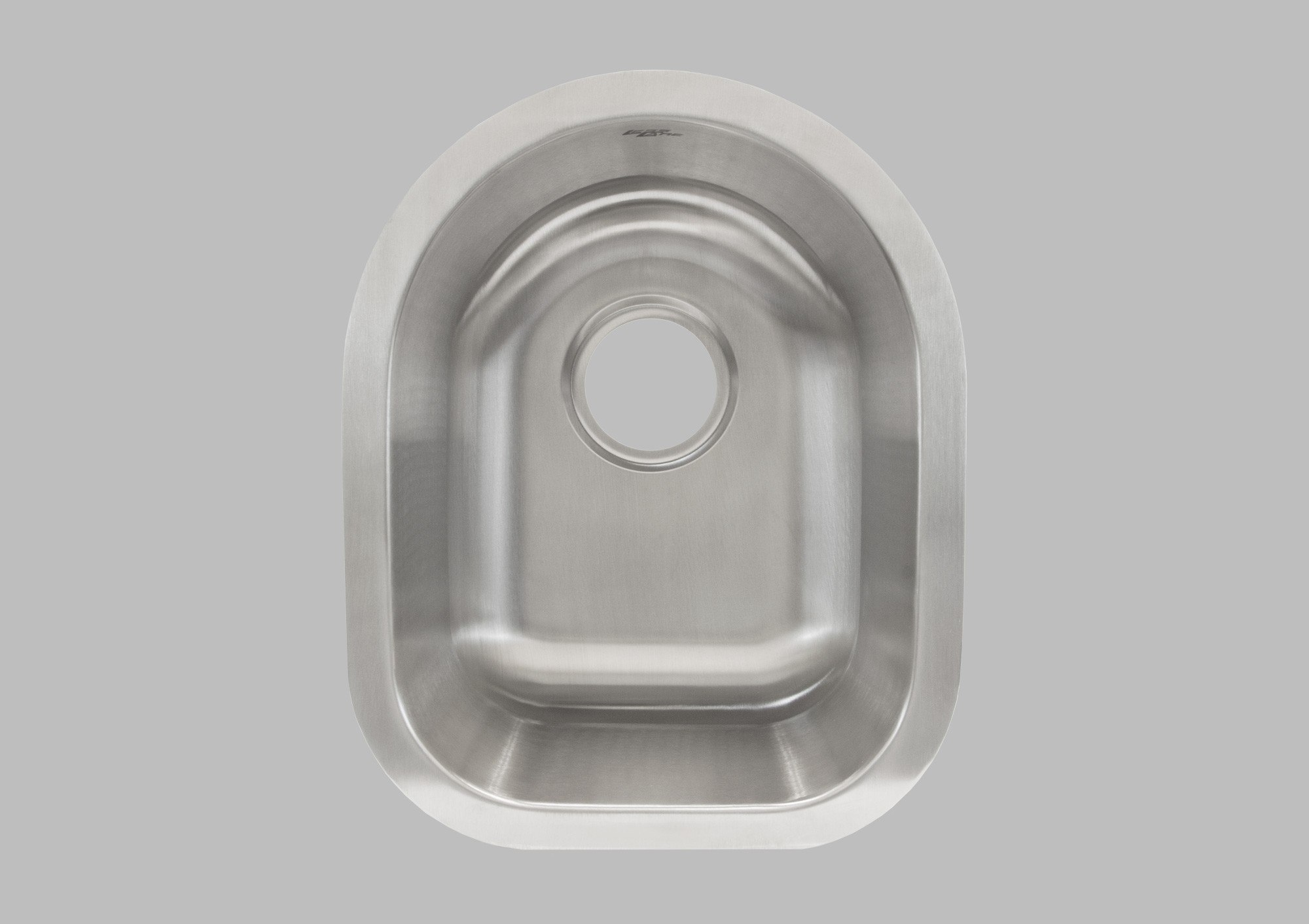 LESS CARE L104 13 INCH UNDERMOUNT SINGLE BOWL BAR SINK