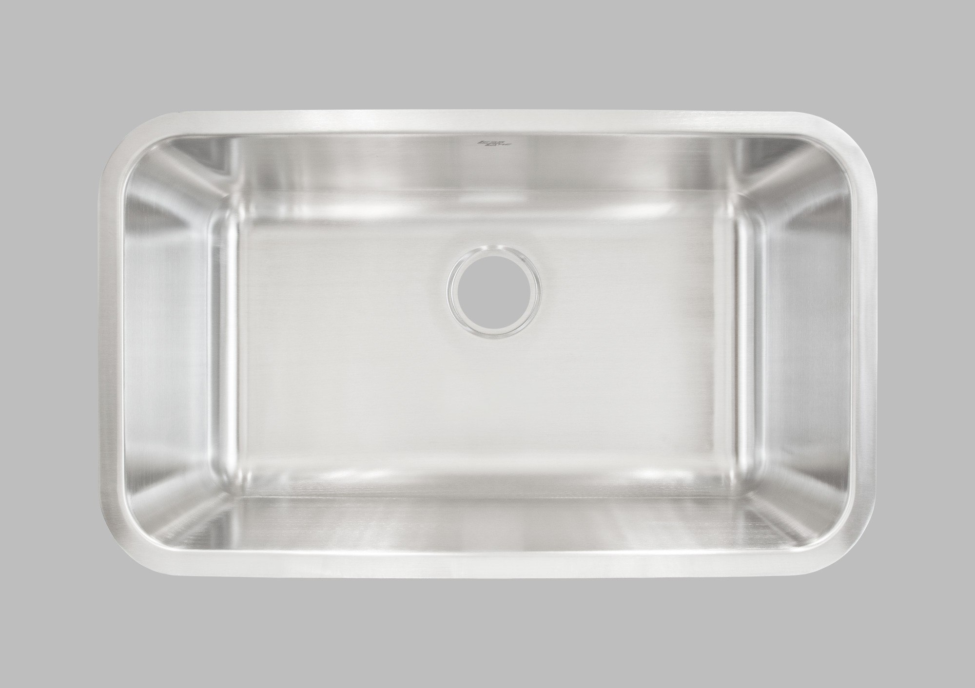 LESS CARE L107 30 INCH UNDERMOUNT SINGLE BOWL KITCHEN SINK