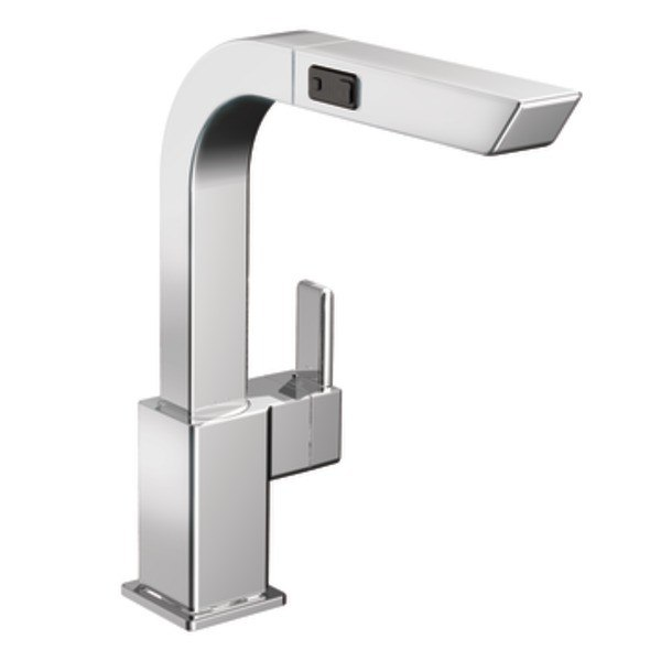 Moen S7597 90 Degree Chrome One Handle High Arc Pullout Kitchen Faucet Faucet Moen Moen Faucet Faucets High Arc