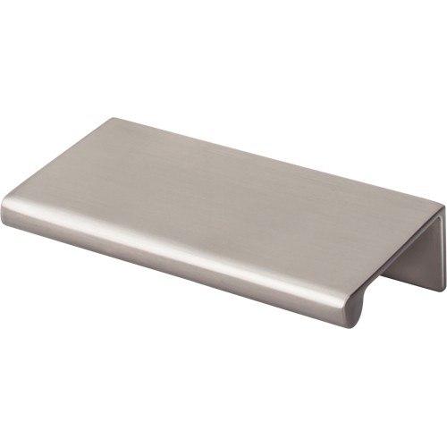 Top Knobs TK501BSN Mercer Europa Tab Pull 3 Inch Brushed Satin Nickel