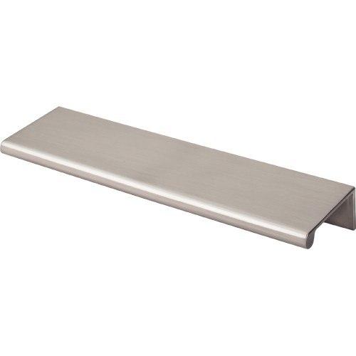 Top Knobs TK503BSN Mercer Europa Tab Pull 6 Inch Brushed Satin Nickel