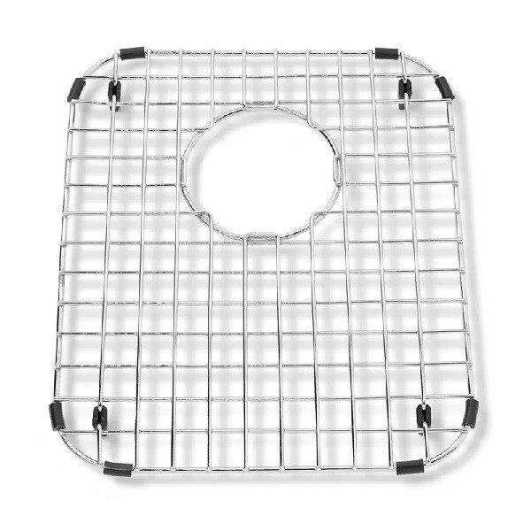 American Standard 8445.121400.075 Prevoir 12 x 14-1/4 Inch Bottom Grid Sink Rack in Stainless Steel